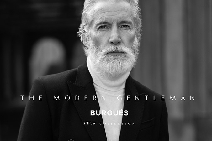 BURGUÉS Fall Winter 2018 Campaign